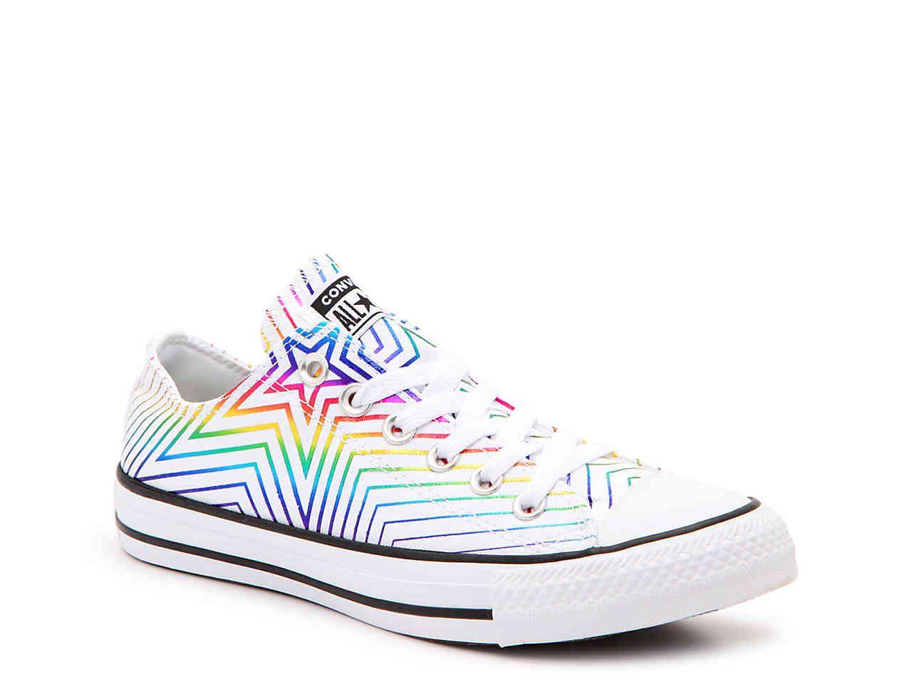 Converse Chuck Taylor All Star Rainbow
