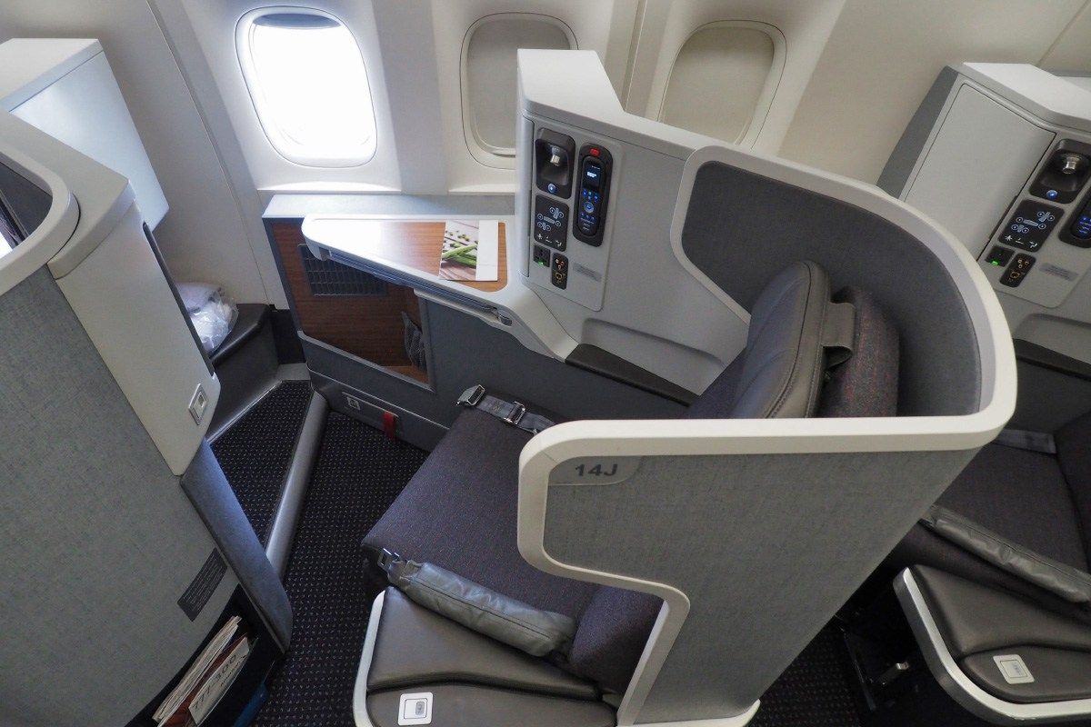 Aa Is Selling Its Best Business Class Seat As Economy Business