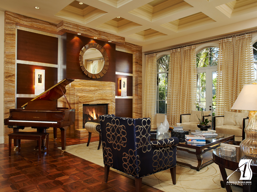 Superieur Interior Design, Boca Raton   Wohnzimmer Ideen Interior Design, Boca Raton  Sicherlich Nicht Gehen