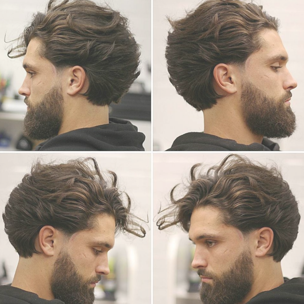 Top Men S Hair Style 2020 58 The Best Men S Haircuts Of 2020 Long Hairstyle For Men Beard Men S Long Hair Styles Men Medium Hair Styles Hairstyles Haircuts