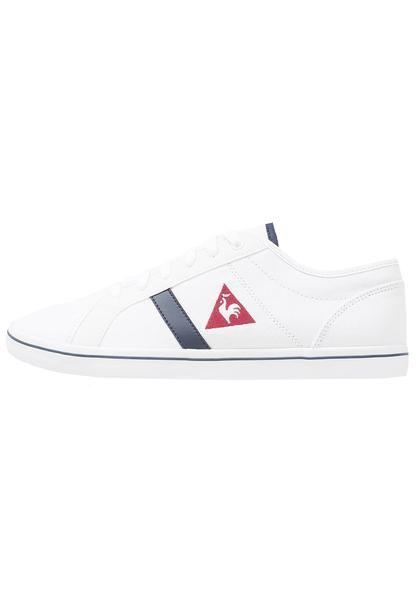 Mens White le coq sportif ACEONE CVS - Trainers - optical white
