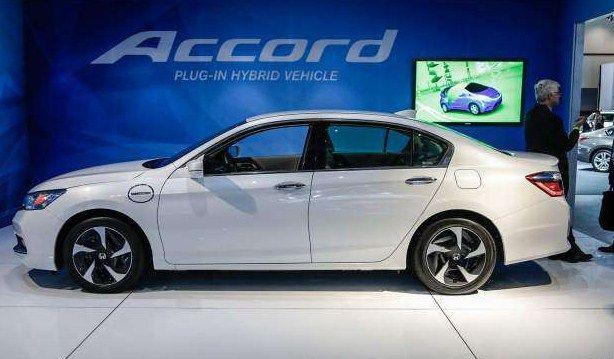 2017 Honda Accord Hybrid Release Date