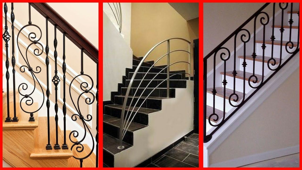 Exceptional Safety Grill Design/Stairs Railing Design Ideas 2018 2019