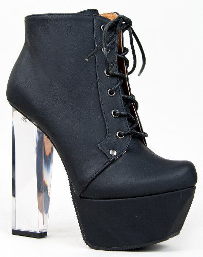 Qupid MONTE-01X Clear Lucite Chunky High Heel Lace Up Platform Ankle Boot Bootie ZooShoo,http://www.amazon.com/dp/B00BLWOWG4/ref=cm_sw_r_pi_dp_UxG1rb17MN5Z6W3S