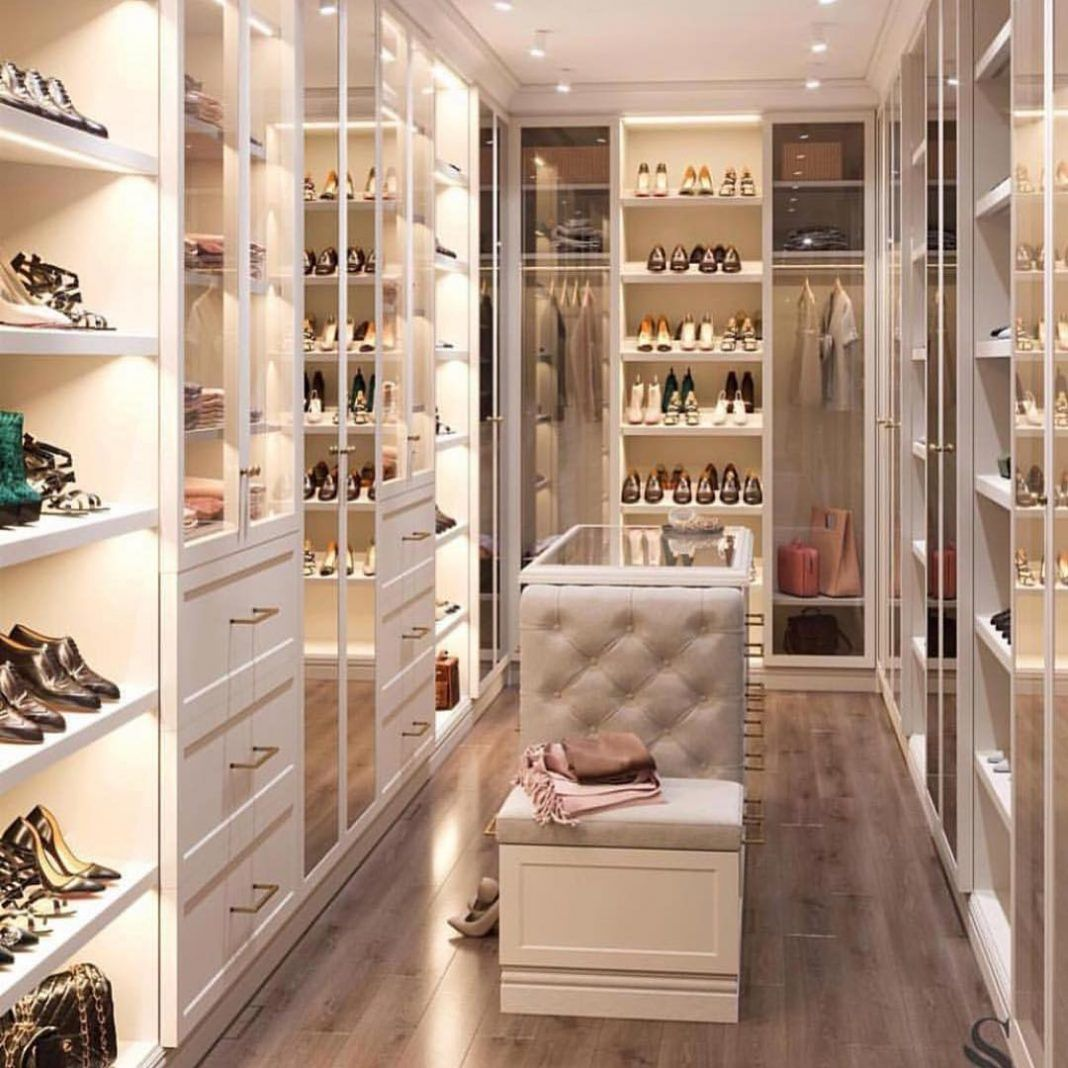 15 luxury walk-in closets you won't want to miss | Messy Bits
