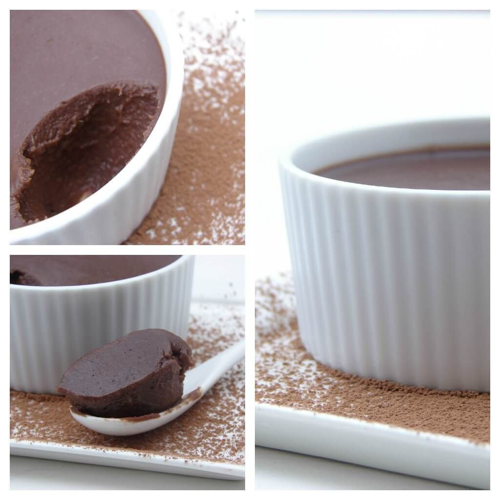Chocolate and Date Mousse - A recipe from Indulge and Heal - The Coconut Mama