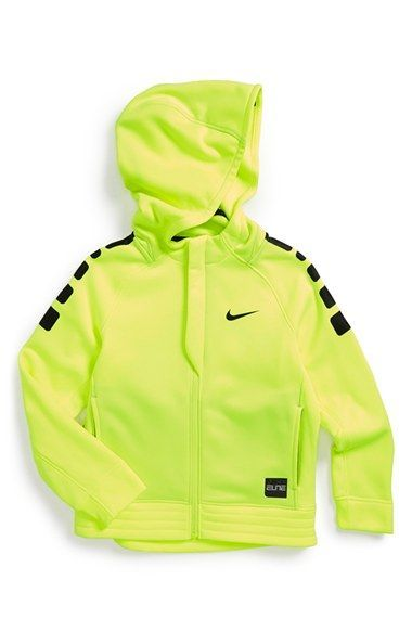 6d476f625bc0 Nike  Elite Stripe  Therma-FIT Hoodie (Toddler Boys   Little Boys ...