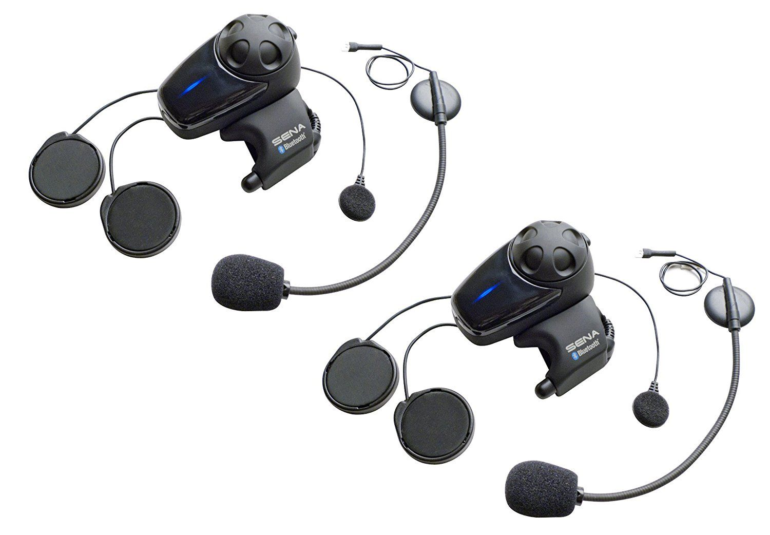 4affe1822b1 Sena SMH10D-11 Motorcycle Bluetooth Headset / Intercom with Universal  Microphone Kit (Dual) Price 149,5