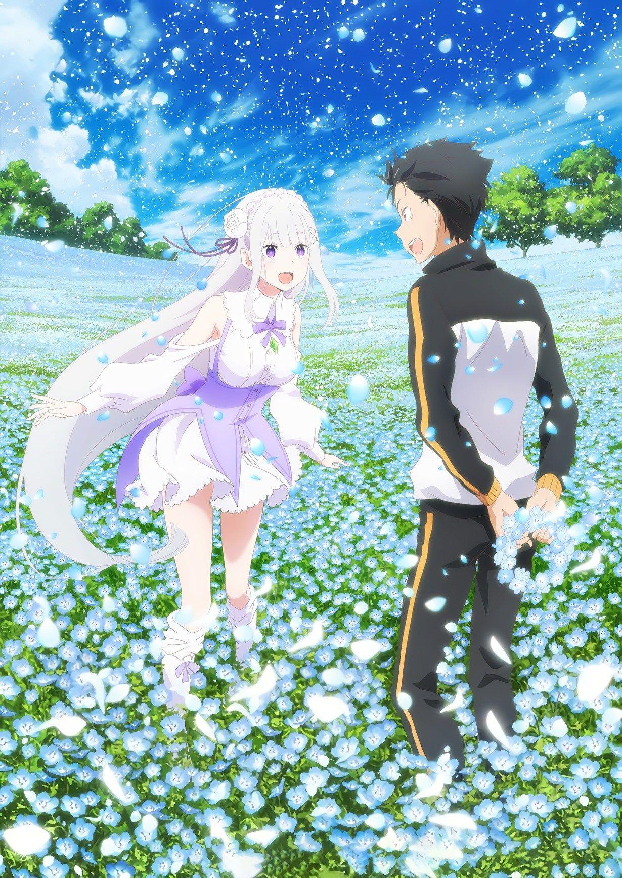 ReZero Ova Visual rezero animegirl anime manga