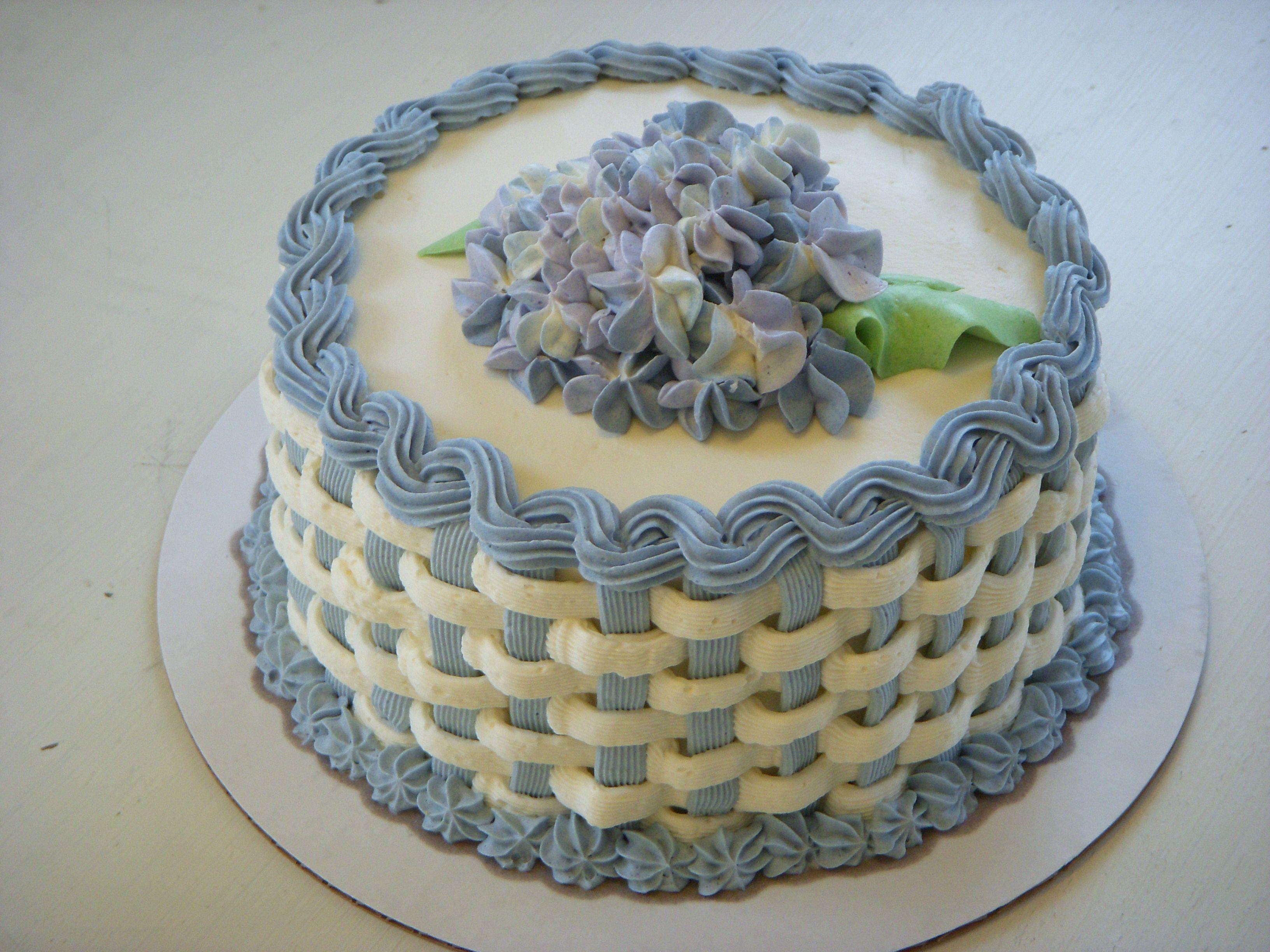 - The Who Doesn't Love Hydrangea Cake! idea per Pasqua /# ...