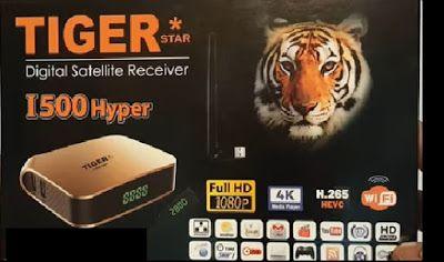 Tiger 4k Receiver