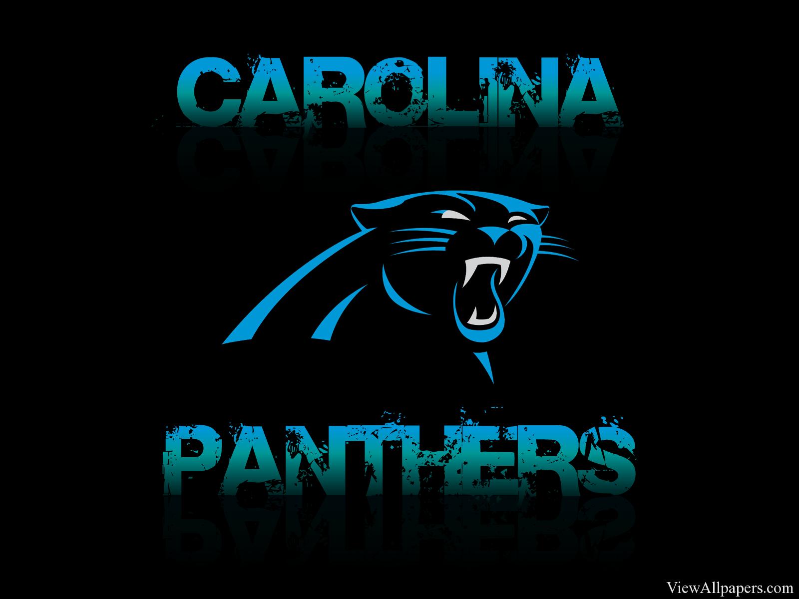 Carolina Panthers Logo Nfl Hd Wallpapers Carolina Panthers Wallpaper Carolina Panthers Logo Nfl Carolina Panthers Logo