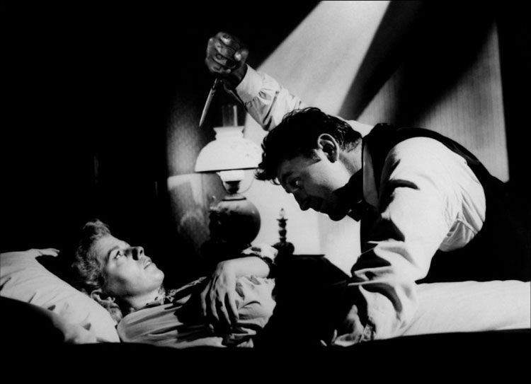 The Night Of The Hunter (1955)  Charles Laughton.