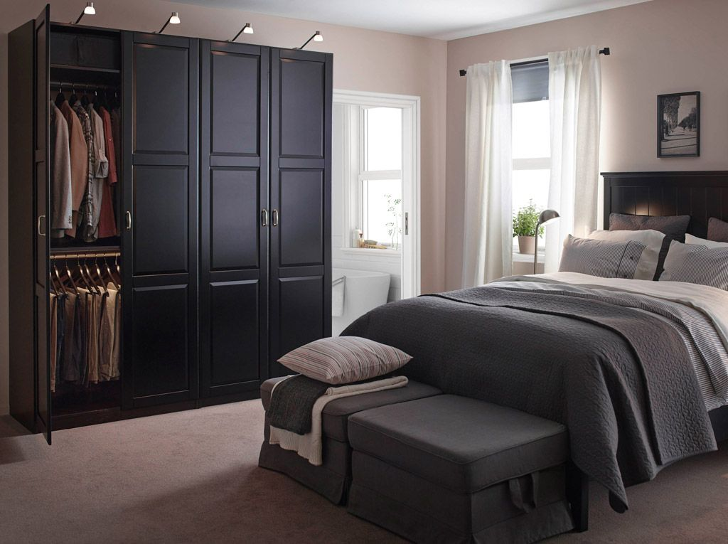 ikea bedroom furniture wardrobes pinterest ikea bedroom furniture. Black Bedroom Furniture Sets. Home Design Ideas