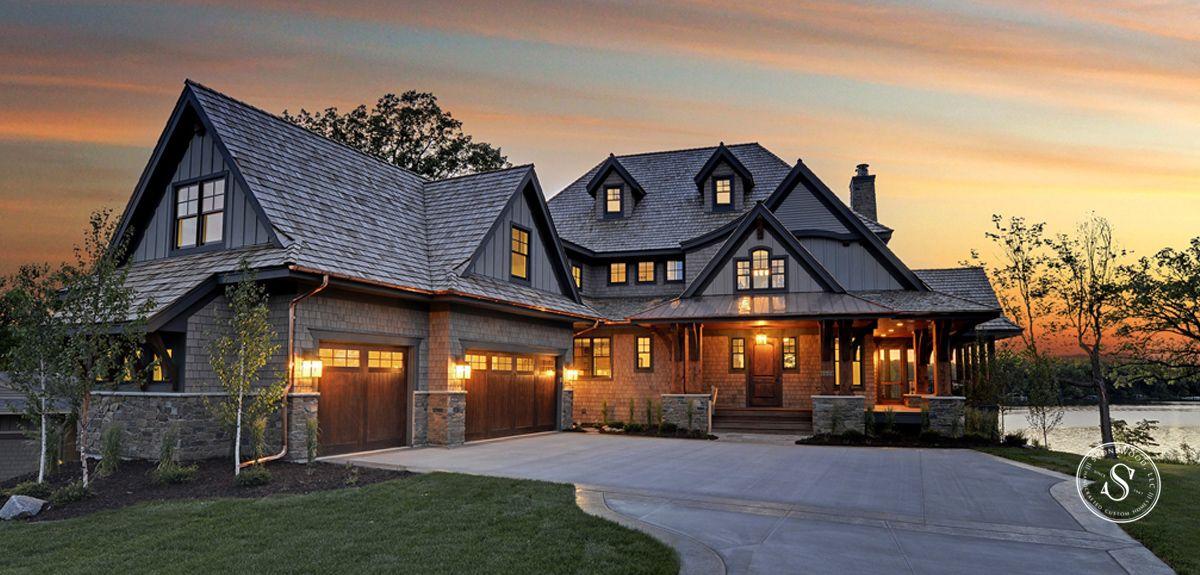 Amazing Minnesota Home From Stonewood Builders In Minnetonka