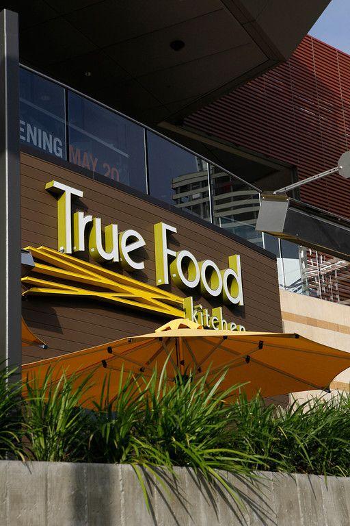 True Food Kitchen In Santa Monica Place