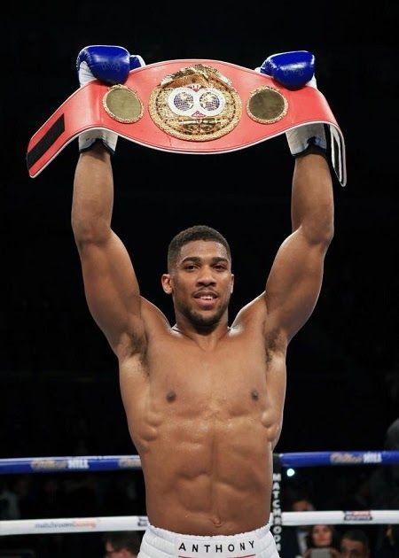 Boxing Champion Anthony Joshua To Visit Nigeria In August See Details Anthony Joshua Boxing Anthony Joshua Boxing Champions