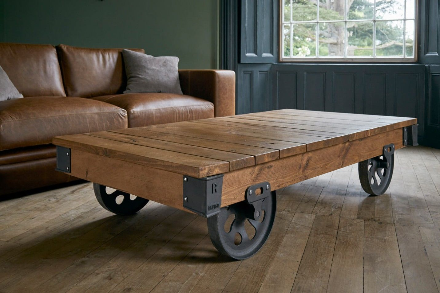 7 Brilliant Ways To Advertise Coffee Table With A Wheel Coffee Table With Wheels Build A Coffee Table Coffee Table [ 954 x 1431 Pixel ]