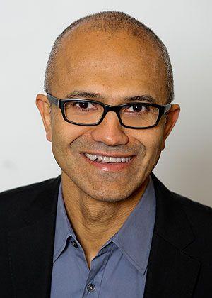 2014-08-26 Media Leader Satya Nadella Executive CEO Microsoft (Halo 1-4, part owner of Facebook & MSNBC)