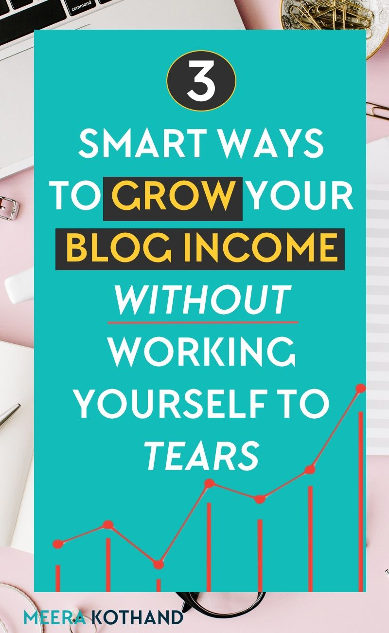 Looking for passive income ideas to make money blogging