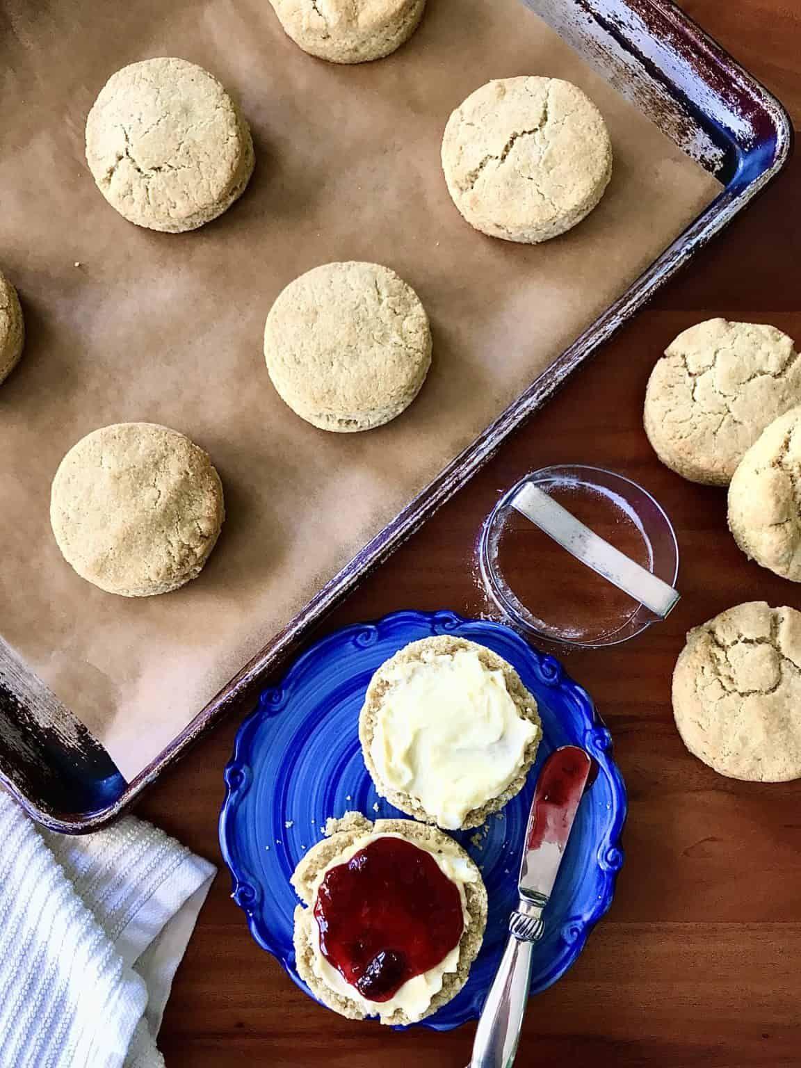 Paleo Almond Flour Biscuits (gluten-free, dairy-free) - Paleo Gluten-Free Guy