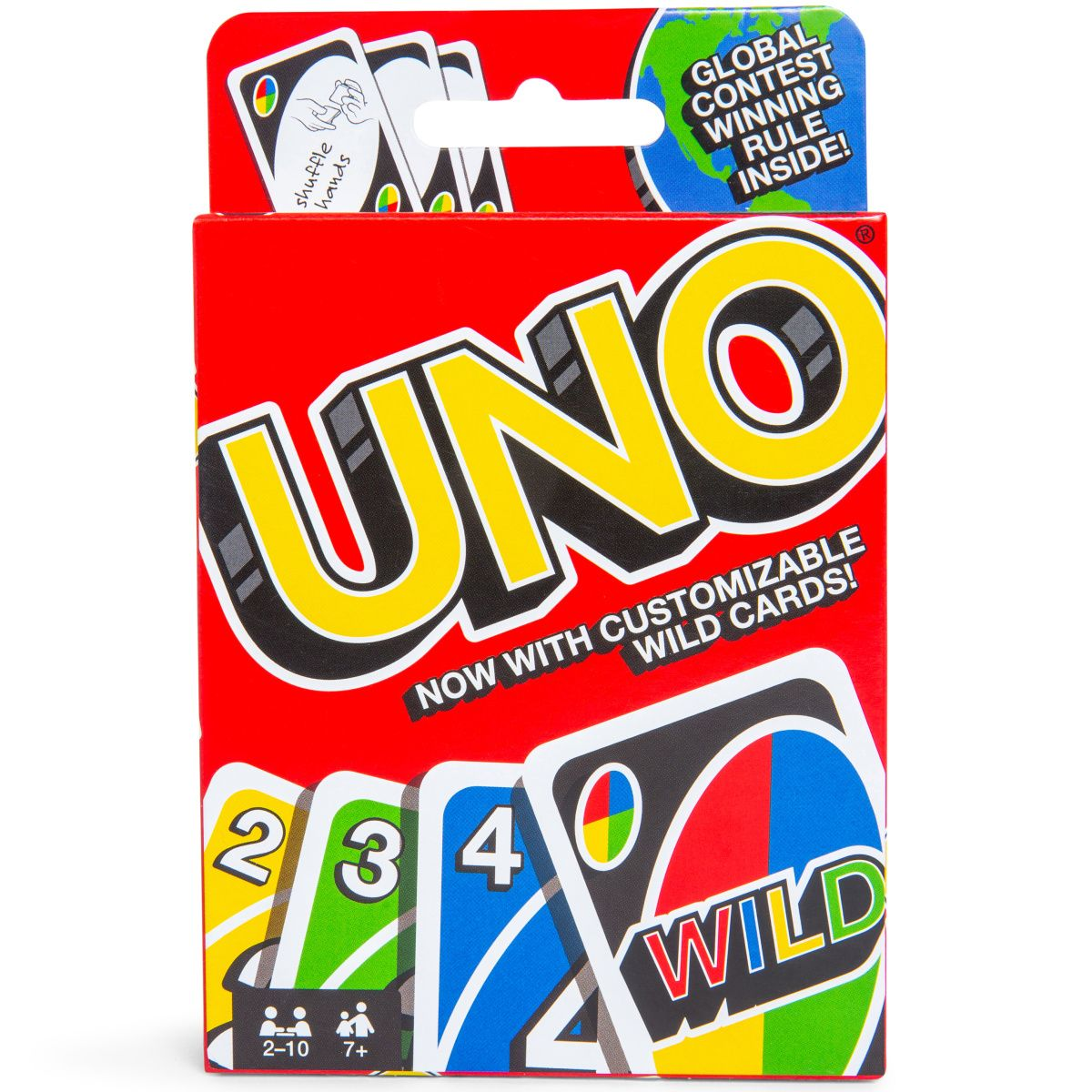 Uno® card game in 2020 Family card games, Card games