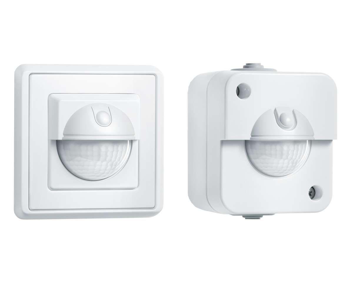 Steinel IR 180 Sensorschalter Wandsensor Sensor Automatikschalter UP AP Weiß NEU