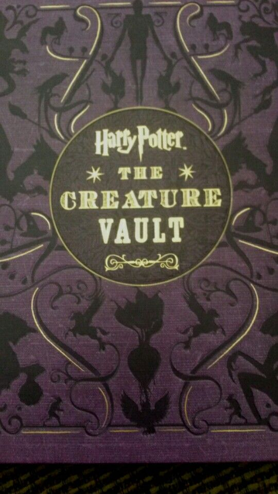 Harry Potter and the Creature Vault!!