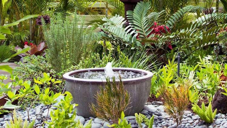 Construire une fontaine extérieure pour apporter de l\u0027harmonie au jardin