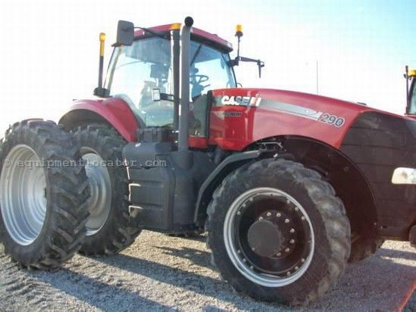 Baker Implement Case Ih 290 Magnum Tractors For Sale