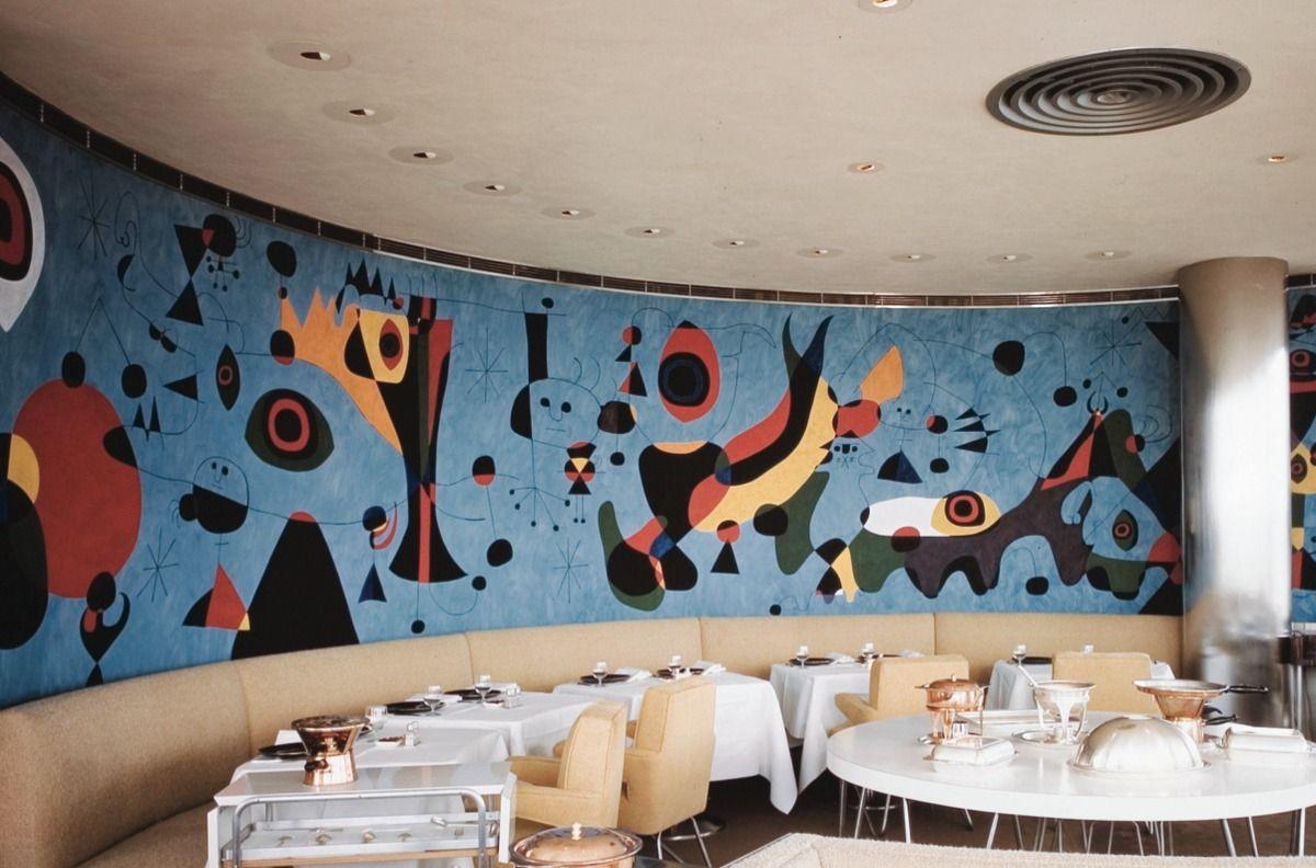 Резултат с изображение за Joan Miro i Ferra hilton cincinnati