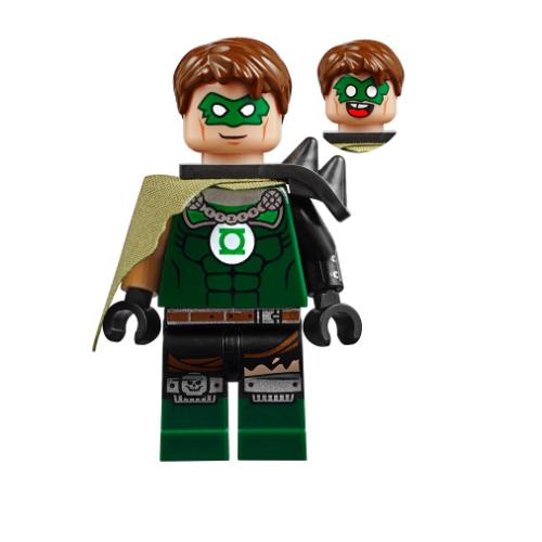 New Lego Green Lantern Apocalypseburg From Set 70840 The Lego Movie 2 Tlm133 Lego Movie Lego Movie 2 Lego