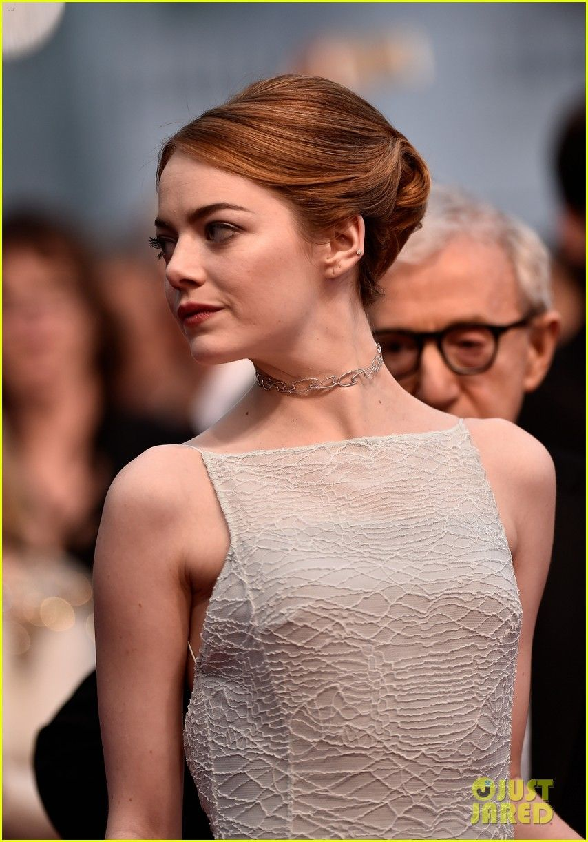 Emma stone is pure elegance at her big cannes premiere red carpet