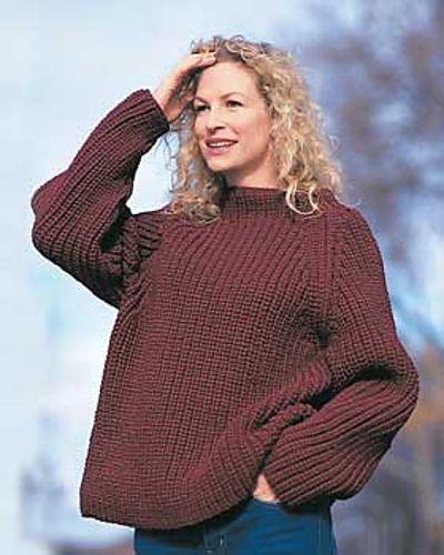9535aac2b7ef12 Image result for rib stitch raglan sweater pattern