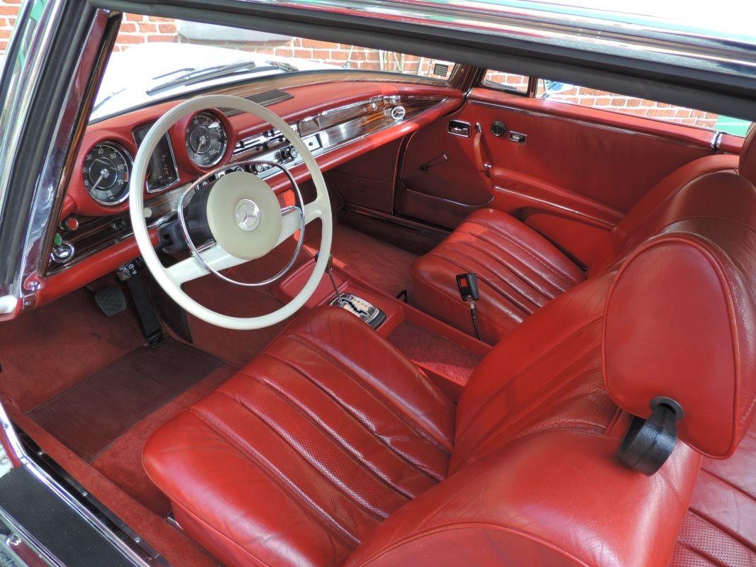 1970 Mercedes-Benz W111/112 - 280 SE Coupé | Classic Driver Market