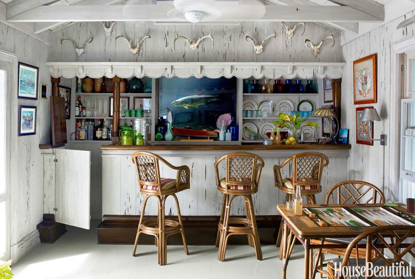 30 Chic Home Bar Ideas That Ll Make You Want To Throw A Party
