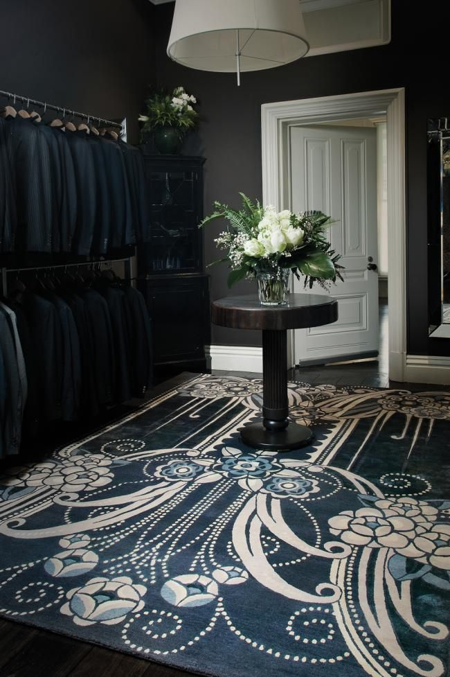 Catherine Martin\'s Art Deco Designer Rugs Collection | Sassi Sam ...