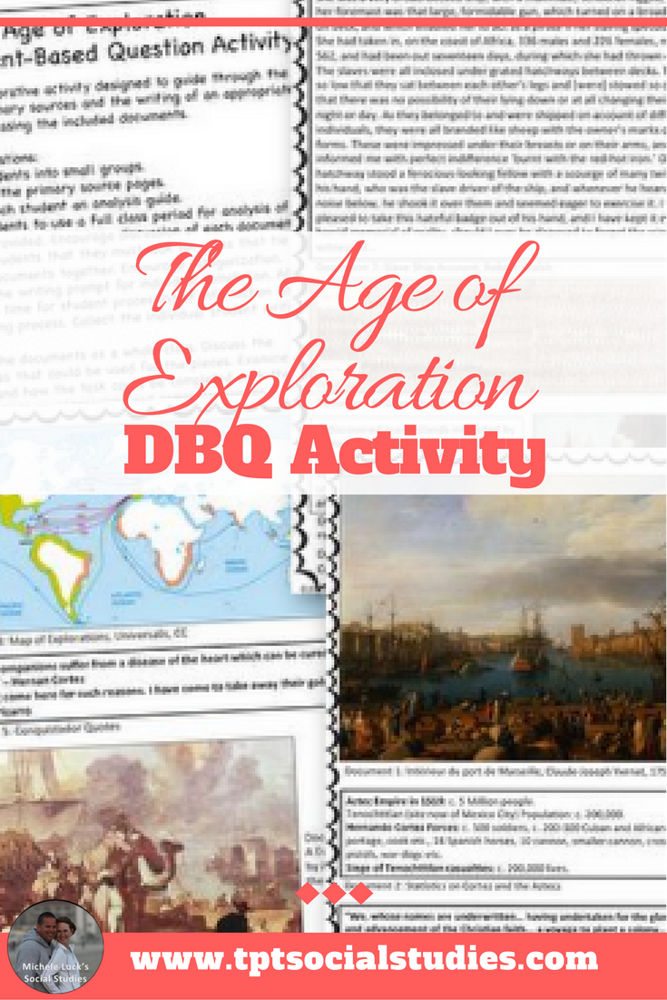 age of exploration facts