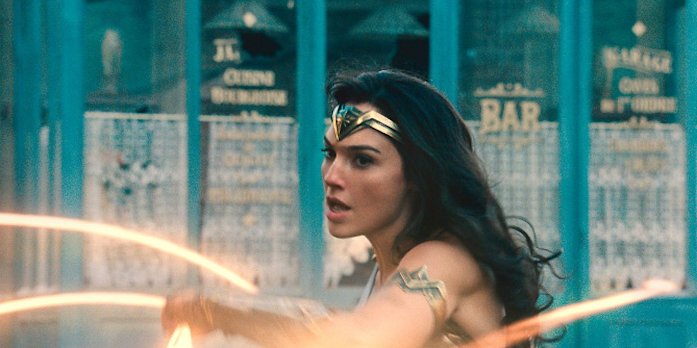 Wonder Woman Wields Her Lasso in New Movie Images