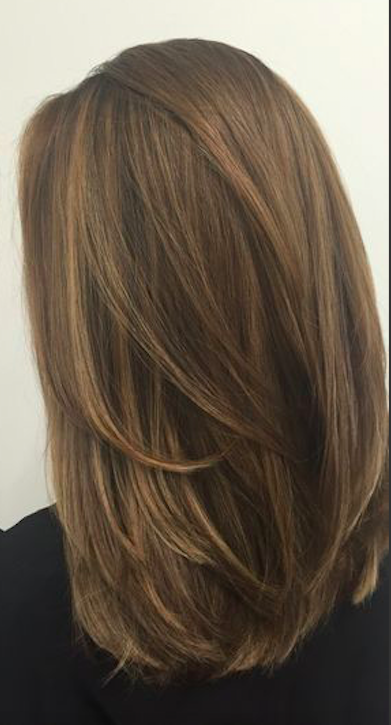 Pin By Eddyk On Hair Access Medium Length Hair Straight Haircut For Thick Hair Long Hair Styles