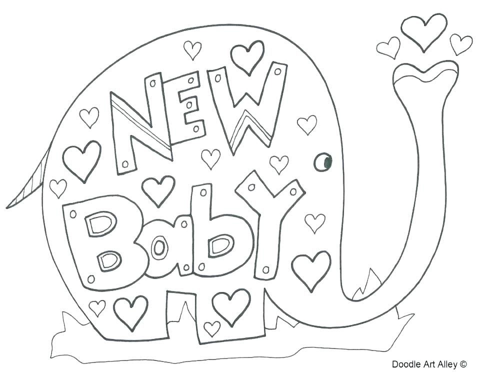 Dfadcddc New Baby Coloring Pages Big Sister Free Printable Spectacular Baby Coloring Pages Coloring Pages Embroidery Monogram Fonts