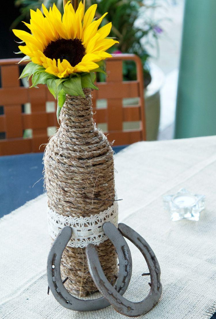 Sommerblumen Deko Ideen für einen einzigartigen Charme im Haus ...