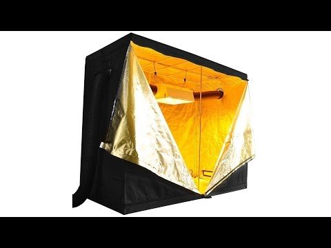 All About DIY Complete Indoor Grow Tent Kits  sc 1 st  Pinterest & All About DIY Complete Indoor Grow Tent Kits | Hydroponic ...