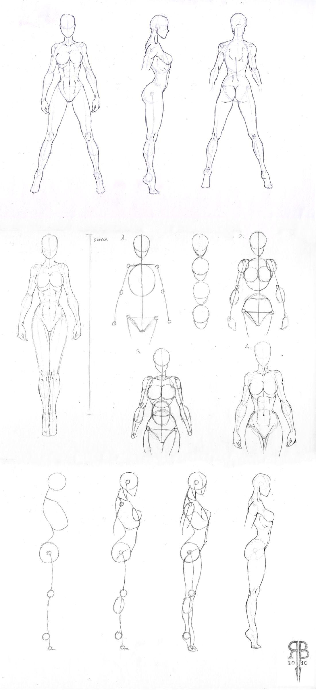 Dibuja Cuermo mujer … | Pinteres…