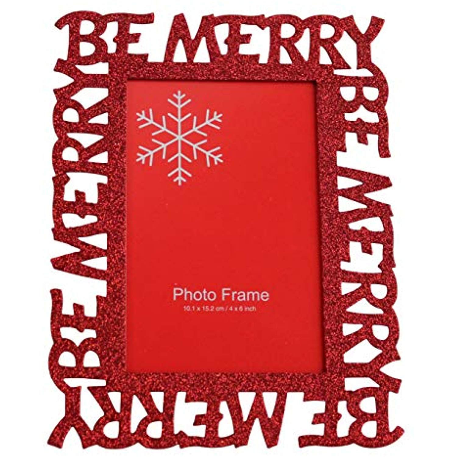 Review 4x6 Sofa Ckk Home Be Merry Christmas Picture Frame 4