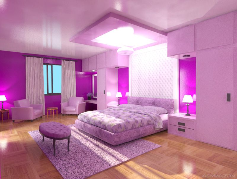 violet accents my bedroom purple home decor purple 10723 | 22a21caadb18c3e1af50407b525e77e2