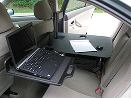 Ergonomic Solutionsu0027 Van Desk And Car Desk Mobile Offices Are Perfect For  Mobile Professionals. Where The Office Meets The Road, Youu0027ll Find GoErgo.
