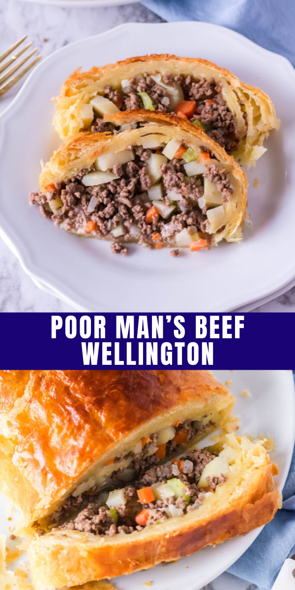 Poor Mans Beef Wellington  4 Sons R Us While a classic beef wellington makes for a delicious dinner filet mignon tends to be out of my budget Weve swapped the high price...
