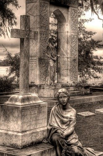 Haunted Bonaventure Cemetery Savannah Savannah Chat