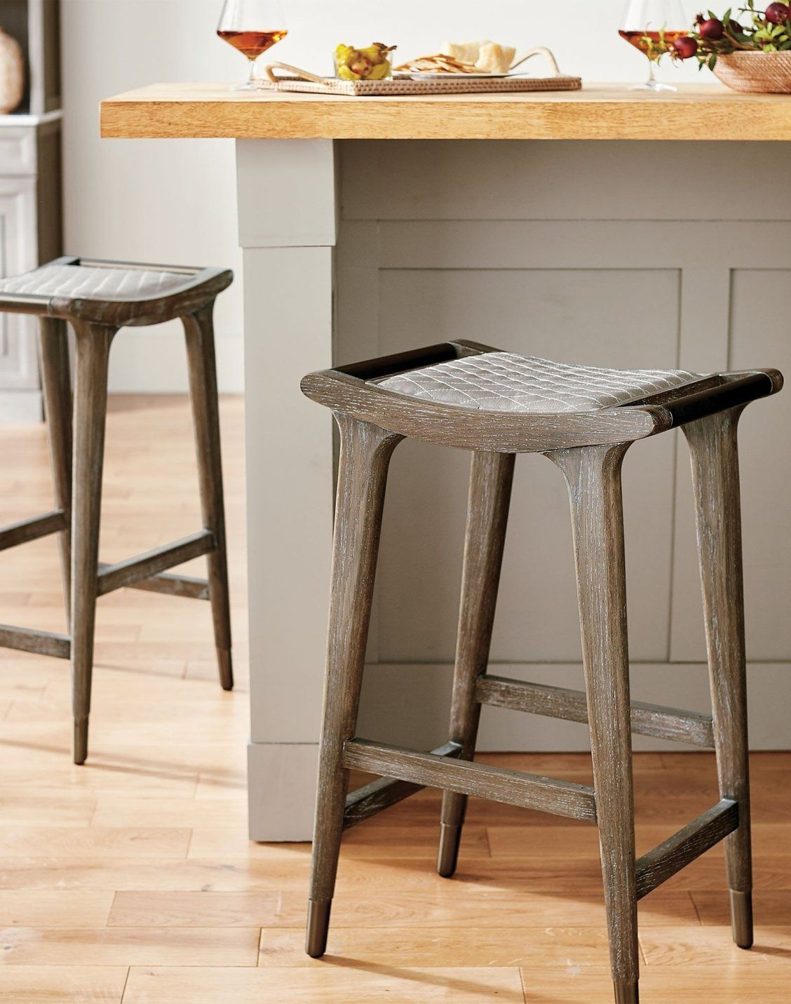 Russo Bar Counter Stool Frontgate Counter Stools Rattan Counter Stools Counter Stools Backless